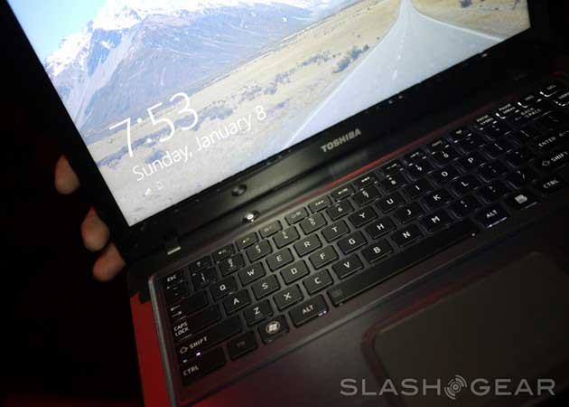 [CES 2012] Ultrabook Toshiba con Windows 8 29