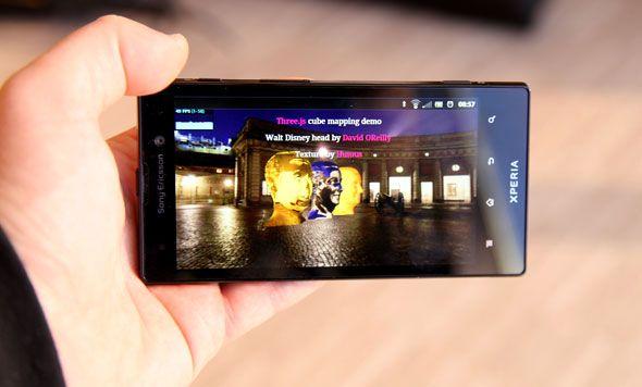 Sony Ericsson libera bajo Open Source su implementación WebGL para Android