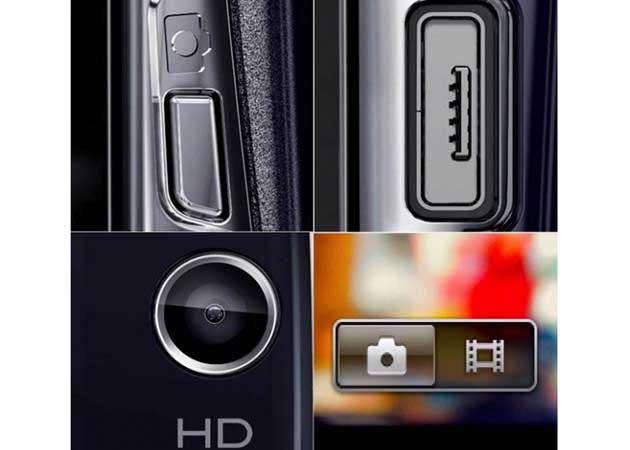 Primeras imágenes del smartphone Xperia Nozomi HD de Sony