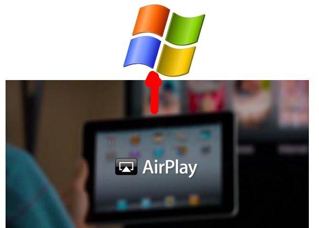 Usa tu PC con Windows como receptor de contenidos AirPlay: iPhone, iPad y iPod touch