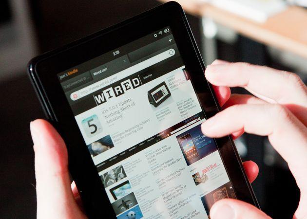 El navegador Silk de Amazon disponible para otros dispositivos Android