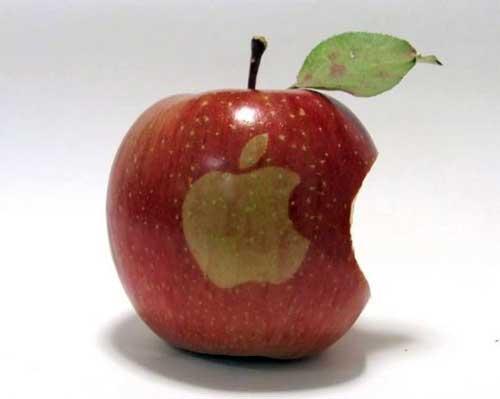 Apple vs manzanas (INFOGRAFÍA)