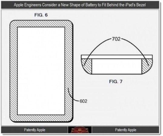 Apple apuesta por nuevas baterías que se adapten a los dispositivos
