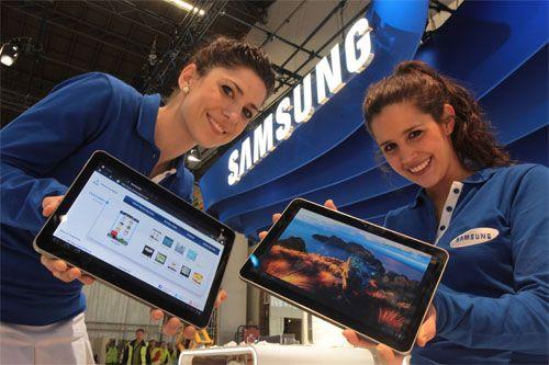 Samsung Galaxy Tab 10.1 es legal en Alemania, Apple pierde el caso