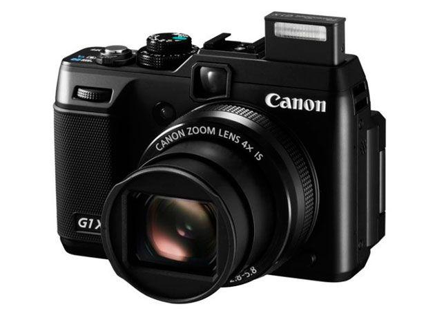 Canon PowerShot G1 X, la compacta premium