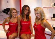 Booth Babes de CES 2012 -Galería 84 fotos- 83