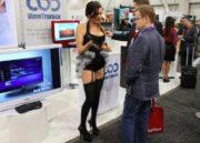 Booth Babes de CES 2012 -Galería 84 fotos- 51