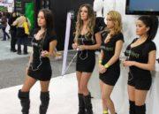 Booth Babes de CES 2012 -Galería 84 fotos- 47