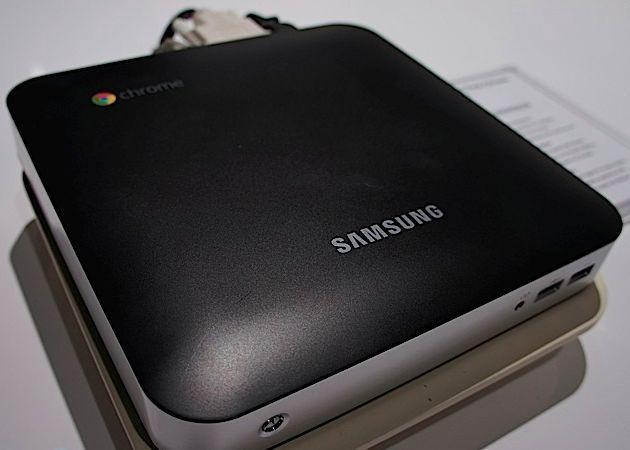 [CES 2012] Samsung presenta sus nuevos Chromebooks