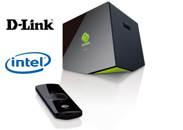 ¡Hazte gratis con uno de los dos D-Link Boxee Box que regalamos!