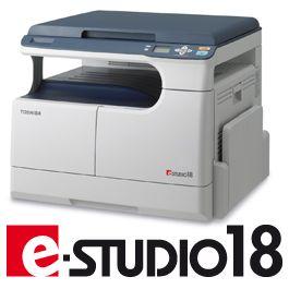 Toshiba lanza una impresora A3 a precio de A4: e-STUDIO 18 35