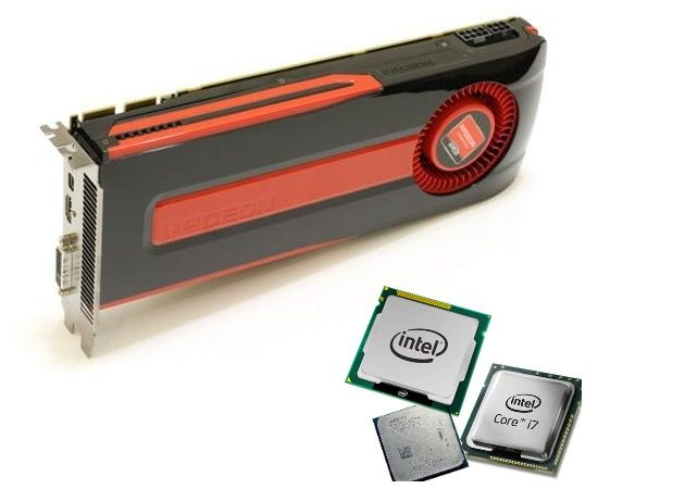 Escalado de rendimiento Radeon HD 7970: Nehalem, Sandy Bridge, Bulldozer