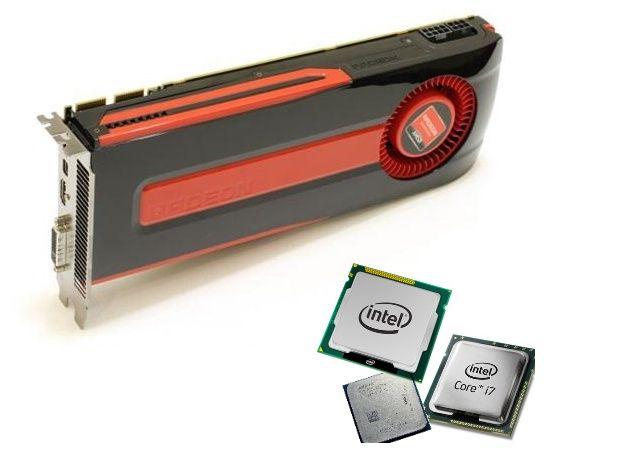 Escalado de rendimiento Radeon HD 7970: Nehalem, Sandy Bridge, Bulldozer