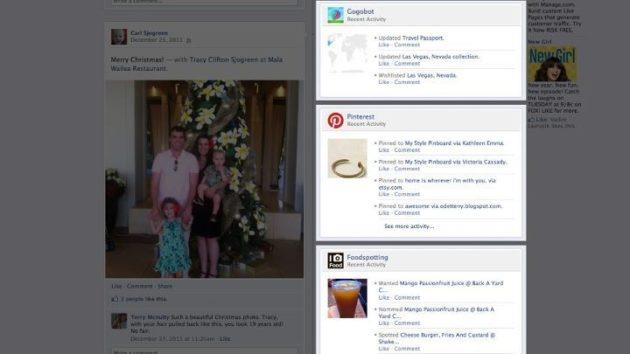 """LLegan las """"Acciones"""" de Facebook: más allá del """"Me gusta"""""""