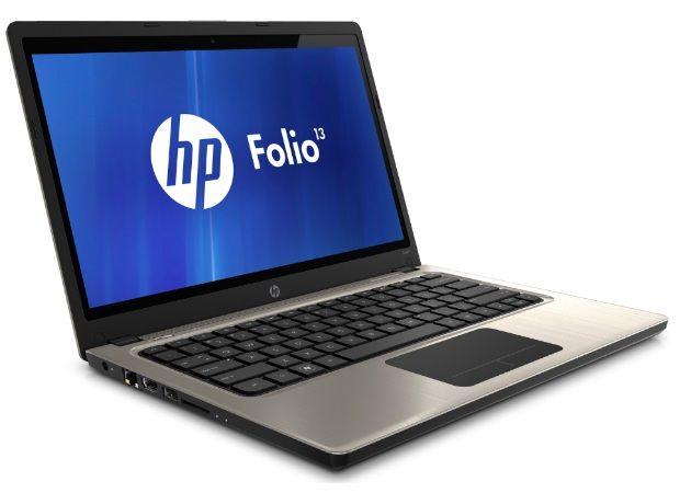 HP Folio 13, nuevo ultrabook entra al ruedo