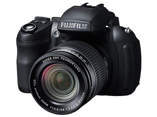 Fujifilm FinePix HS25EXR y HS30EXR, nuevas bridge ultrazoom 30x y 16 Mpx