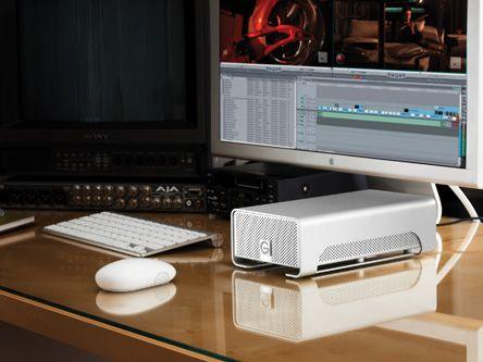 Hitachi prepara nuevos HDs externos para CES 2012: G-Drive y G-RAID