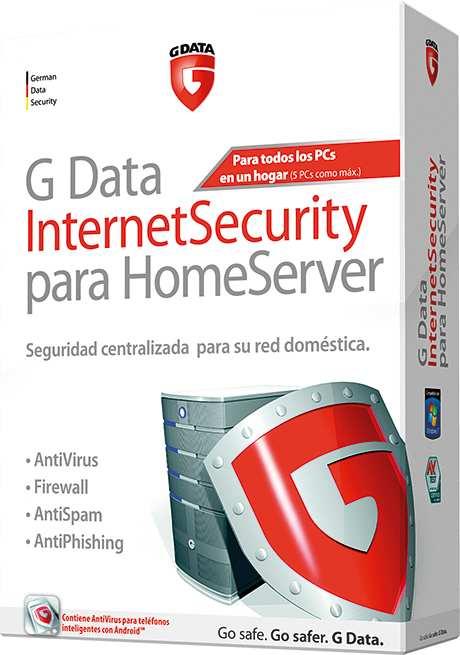 G Data InternetSecurity HomeServer