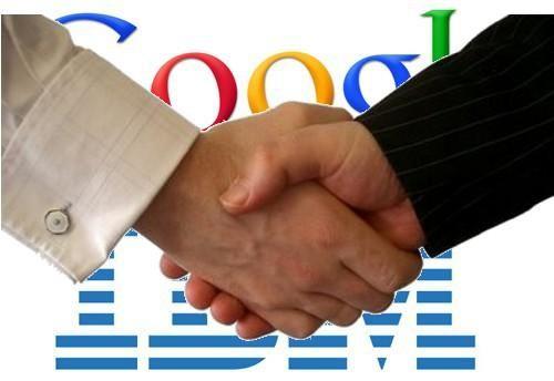 Google compra más patentes de IBM
