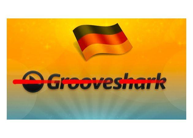 Grooveshark deja de ofrecer servicio en Alemania por las grandes presiones