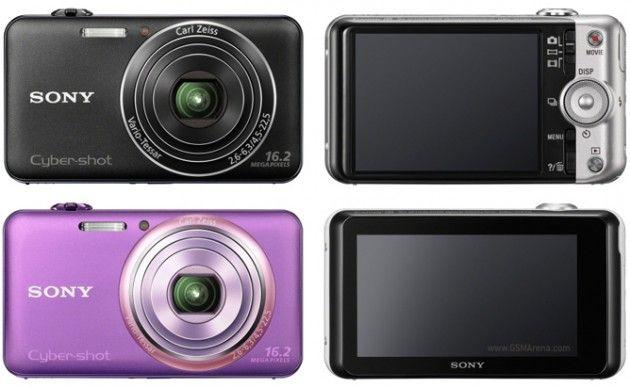 Nuevas cámaras compactas Sony Cybershot WX50, WX70 y TX200V
