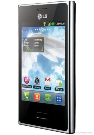 LG Optimus L3 E400, nuevo smartphone Android gama básica