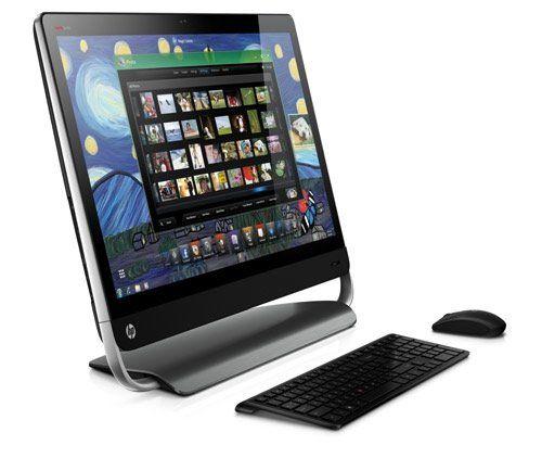 HP Omni27, la evolución natural de los HP Touchmart
