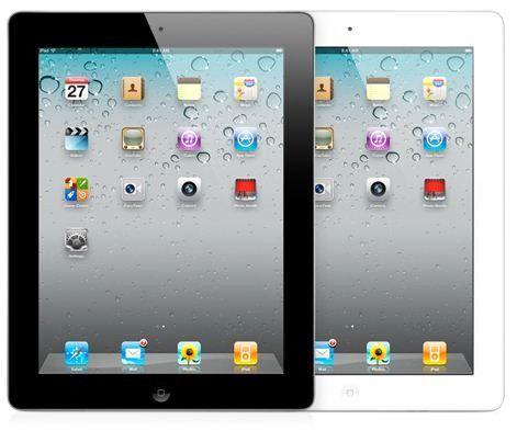 El próximo iPad será una actualización modesta de iPad 2