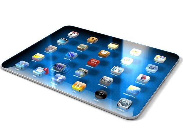El panel Retina Display del iPad 3 en imágenes