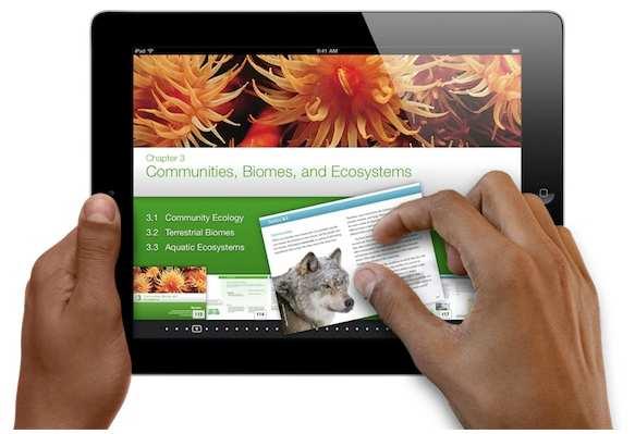 Evento de Apple en Nueva York: Se reinventan los libros de texto