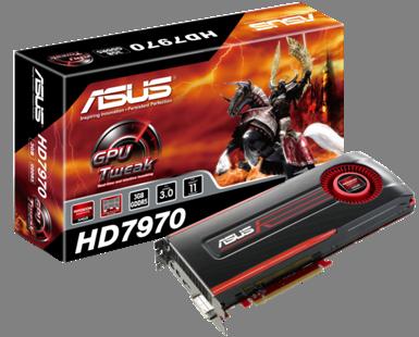 ASUS HD 7970 ya disponible en España