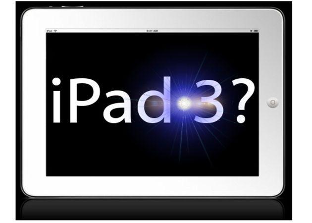 iPad 3 soportaría banda ancha móvil 4G LTE