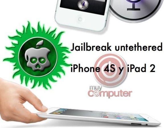 Guía oficial Jailbreak untethered iPhone 4S y iPad 2 en iOS 5.0.1 con Absinthe
