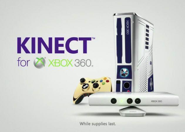 Kinect Star Wars en abril, nuevo trailer en clave de comedia