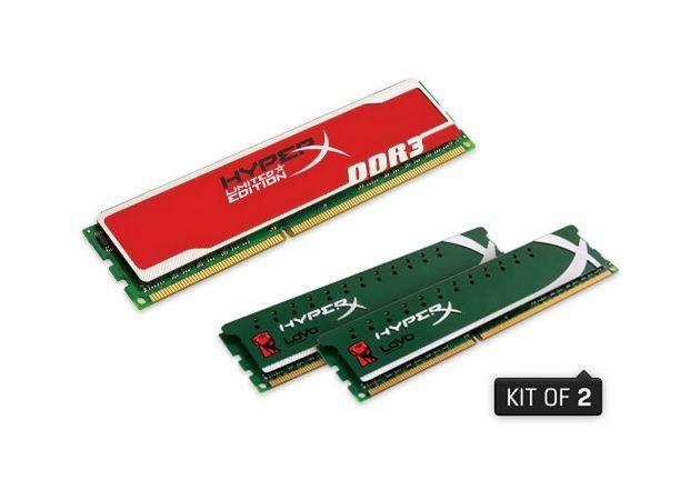 Kingston muestra en CES 2012 HyperX Red Limited Edition y LoVo
