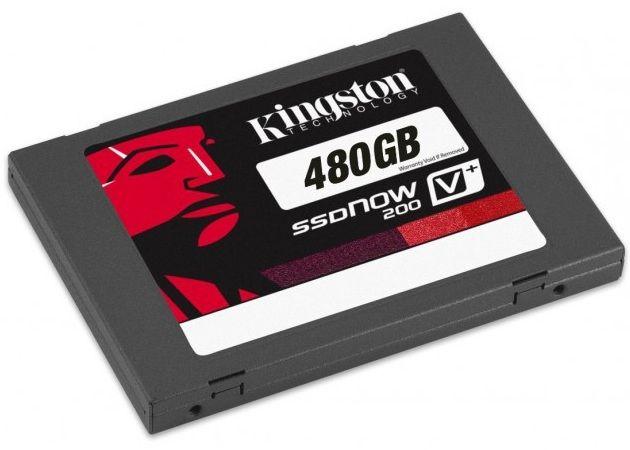 Kingston V+200 SSDNow, mucho más rápido con SATA 6 Gbps