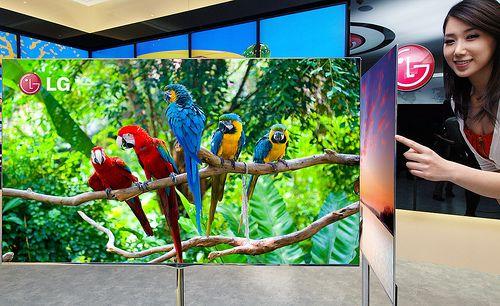 """LG ofrece más datos de su TV OLED de 55"""" que presentará en CES 2012 29"""