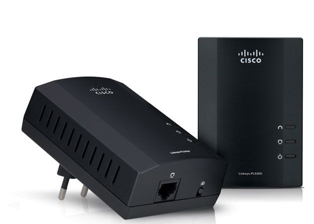 Cisco presenta sus nuevos Linksys Powerline 30