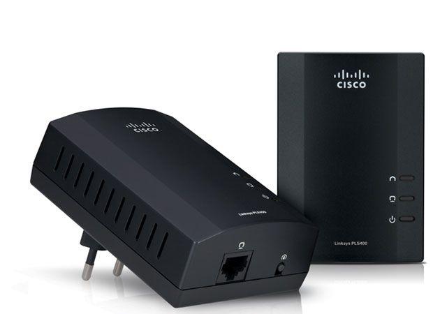 Cisco presenta sus nuevos Linksys Powerline