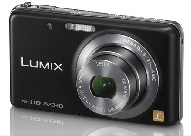 Panasonic presenta cinco nuevas cámaras de las series TZ, FT y FX