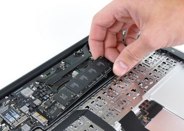 Los SSD de los MacBook Air doblarán su rendimiento