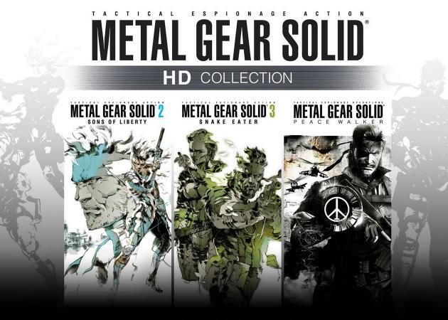 Tráiler de lanzamiento de Metal Gear Solid HD Collection