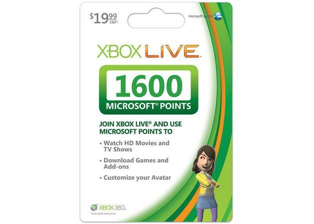 Microsoft dejará de usar sus Microsoft Points a finales de año 31