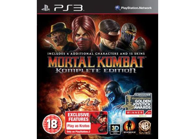 Mortal Kombat Komplete Edition disponible el 2 de marzo