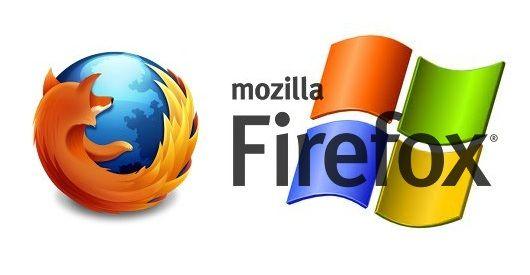 Firefox 13 ya no será compatible con Windows 2000, XP y XP SP1