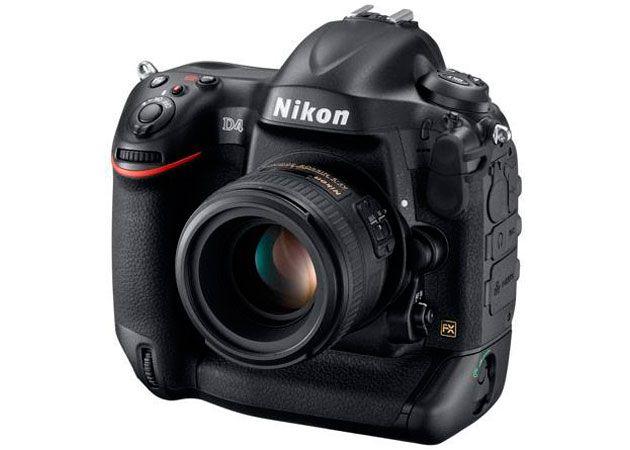 Nikon D4, nueva referencia en réflex