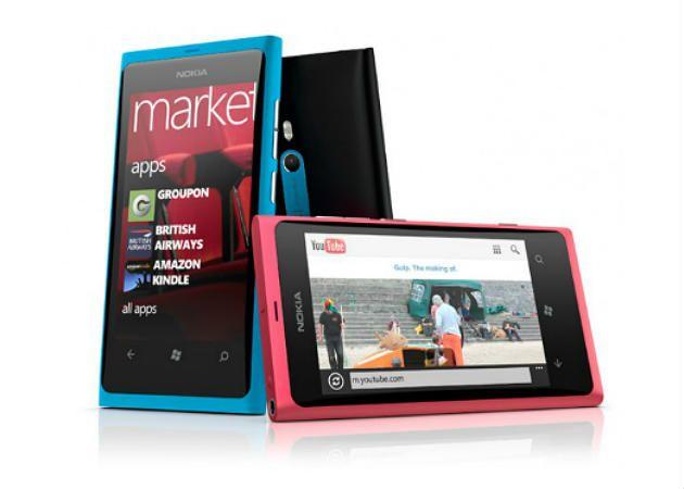 Consigue gratis un Nokia Lumia 800 con Windows Phone