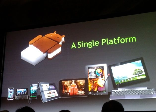Todas las novedades NVIDIA en CES 2012