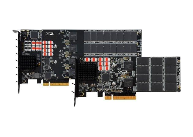 [CES 2012] OCZ lanza nuevos SSD PCIe Z-Drive R4 y R5