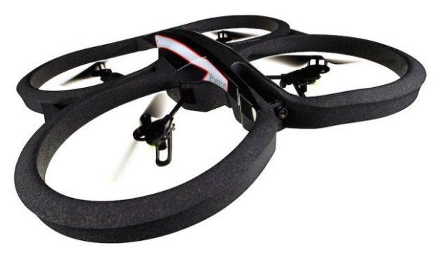 [CES 2012] Parrot AR.Drone 2.0, ahora con cámara HD 32